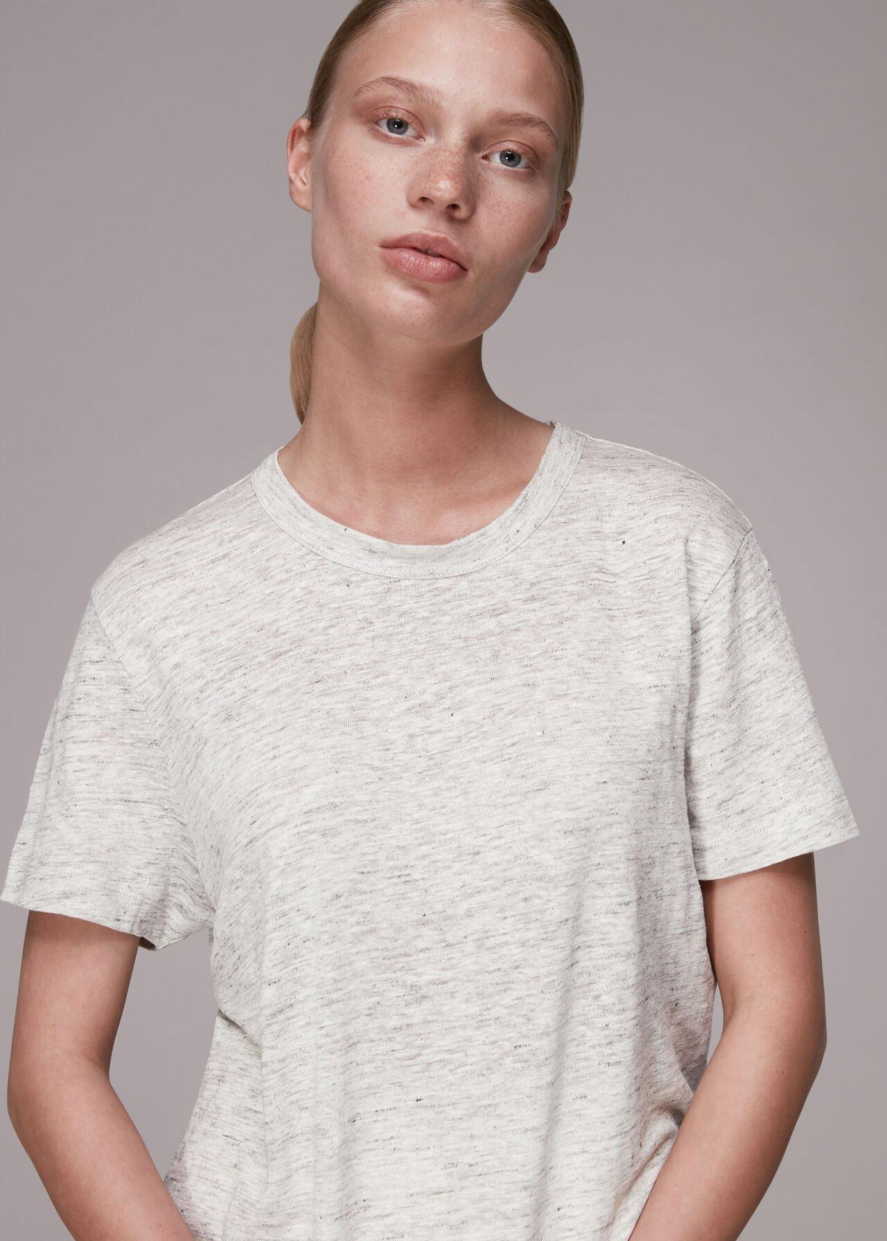 Ultimate Linen T-Shirt