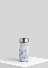Swell Marble Travel Bottle White/Multi