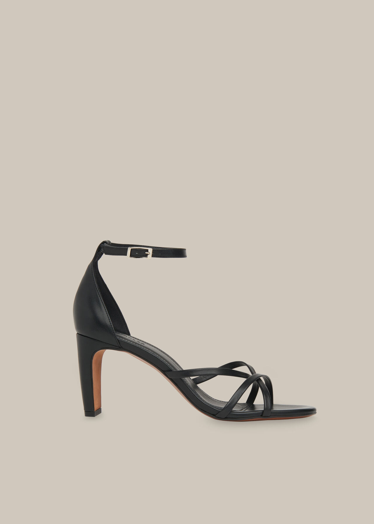 Hallie Strappy High Sandal