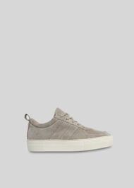 Anna Deep Sole Trainer Grey