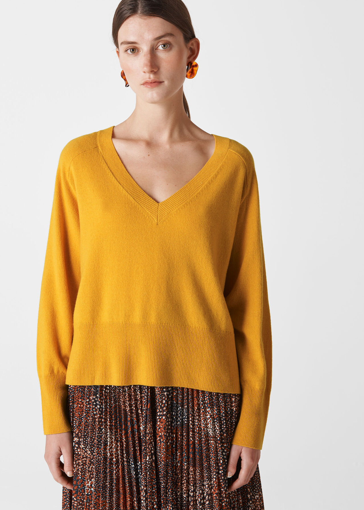 Sustainable Cashmere Jumper