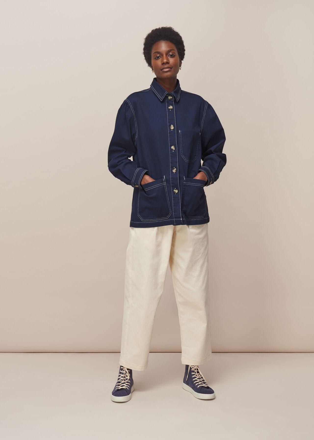 LF Markey Puff Sleeve Jacket