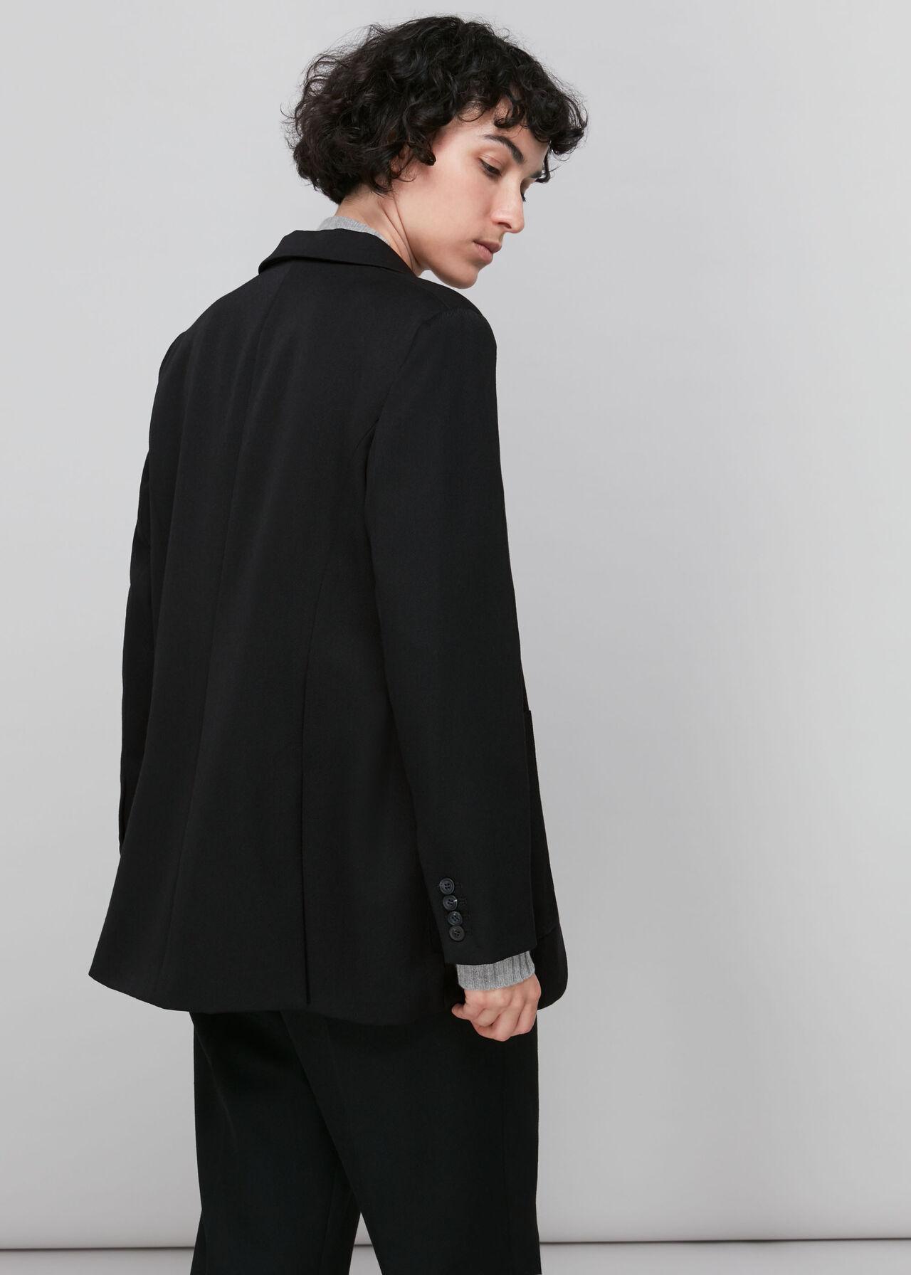 Twill Tailored Blazer