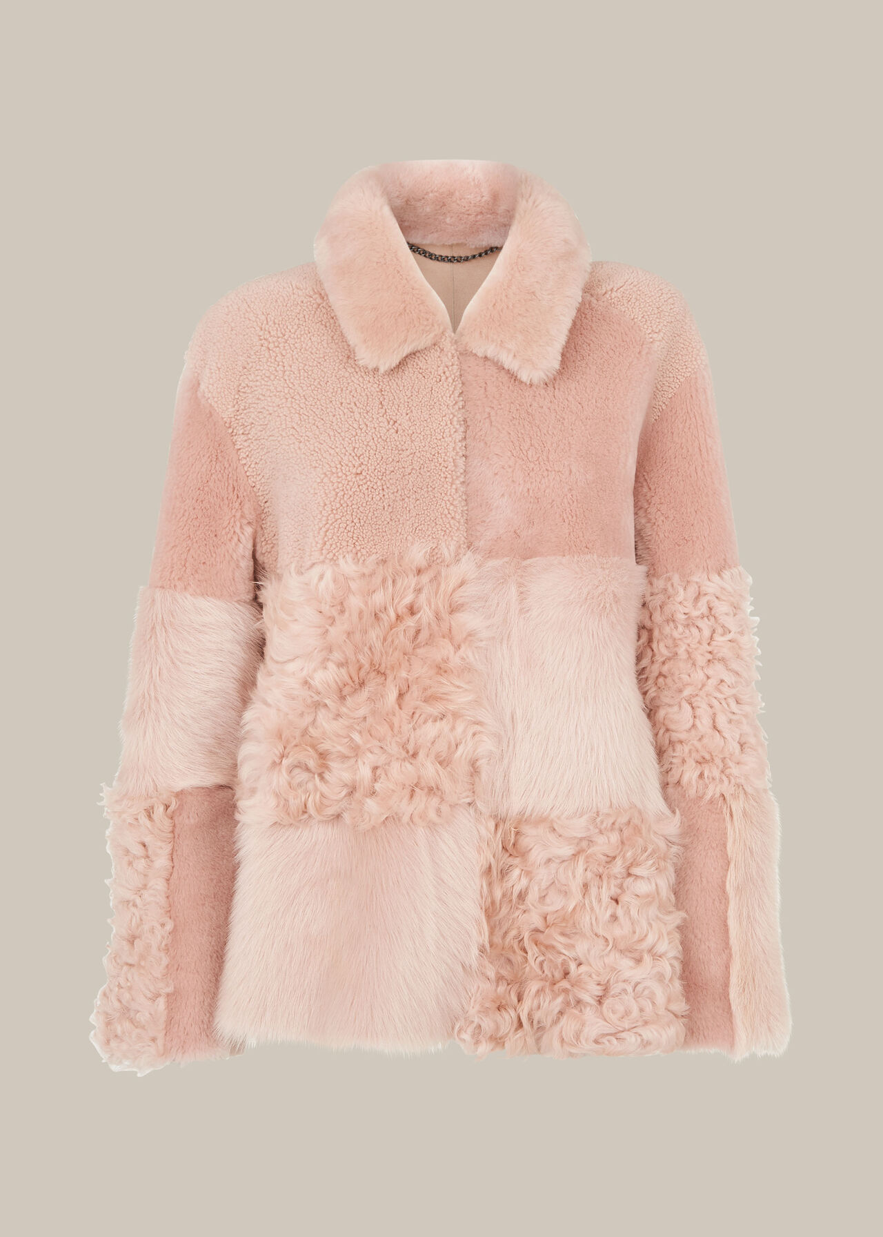 Hema Shearling Coat
