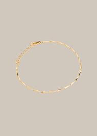 Long Link Bracelet