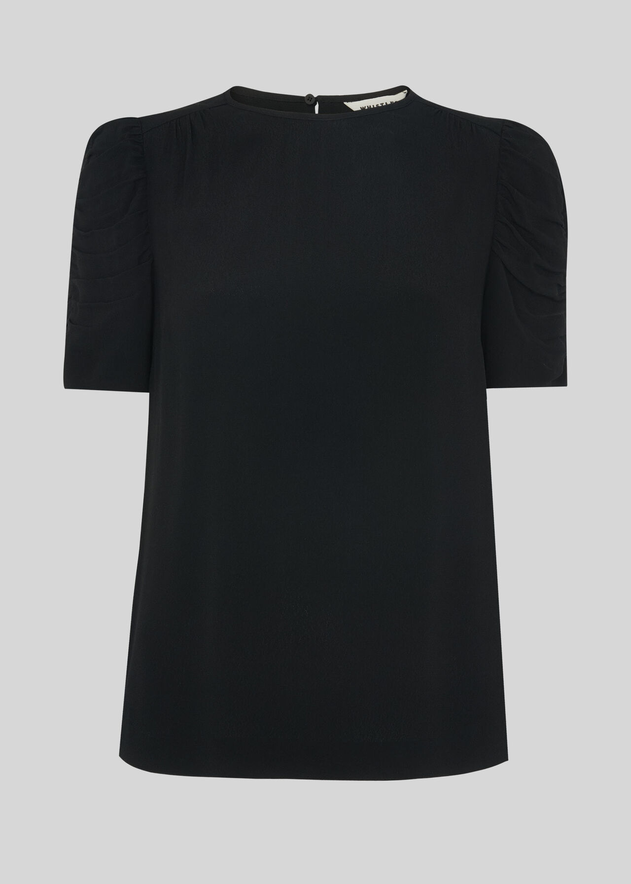 Nelly Shell Top Black