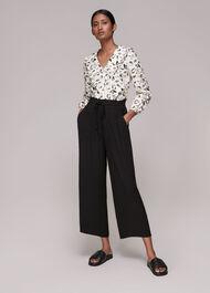 Textured Lightweight Trouser