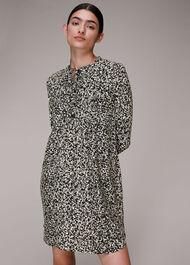 Piper Abstract Fleck Dress
