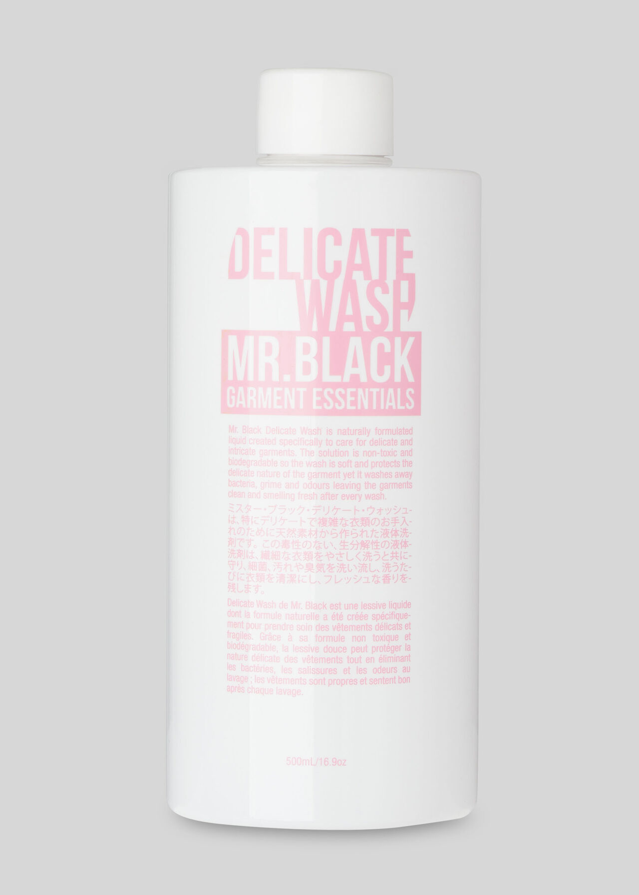 Mr Black Delicate Wash Neutral