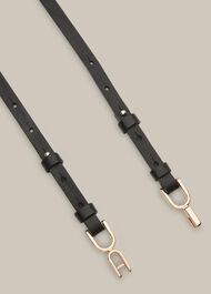 Link Buckle Waist Belt