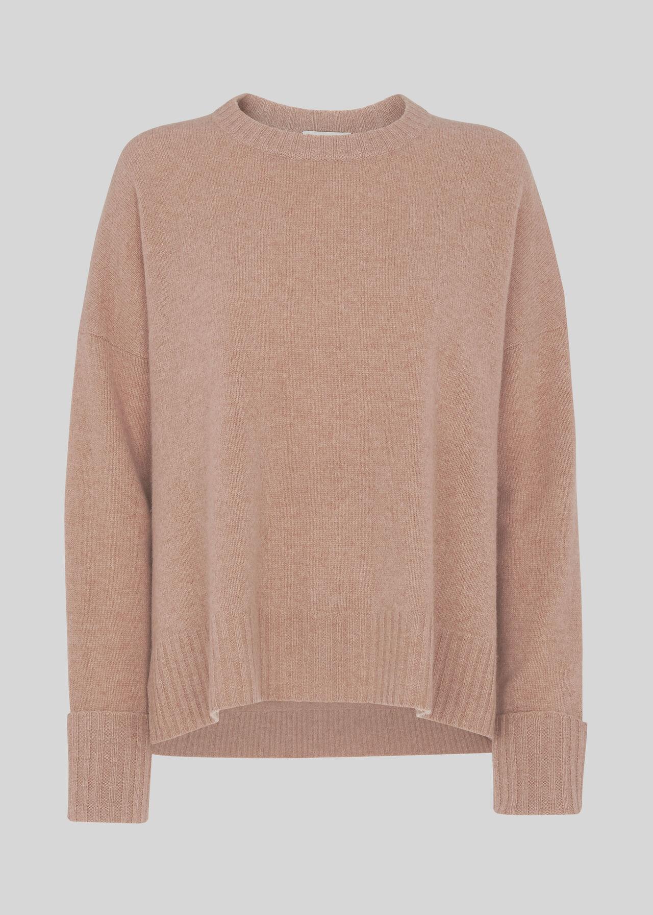 Freida Merino Wool Knit