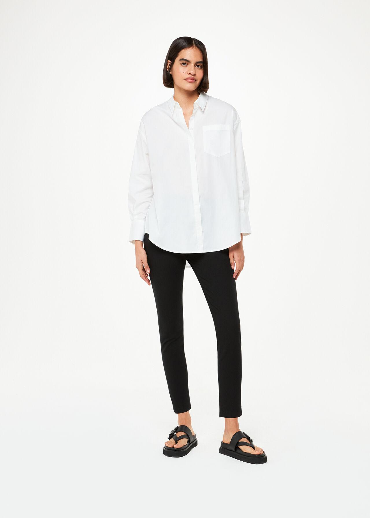 Super Stretch Trouser Black