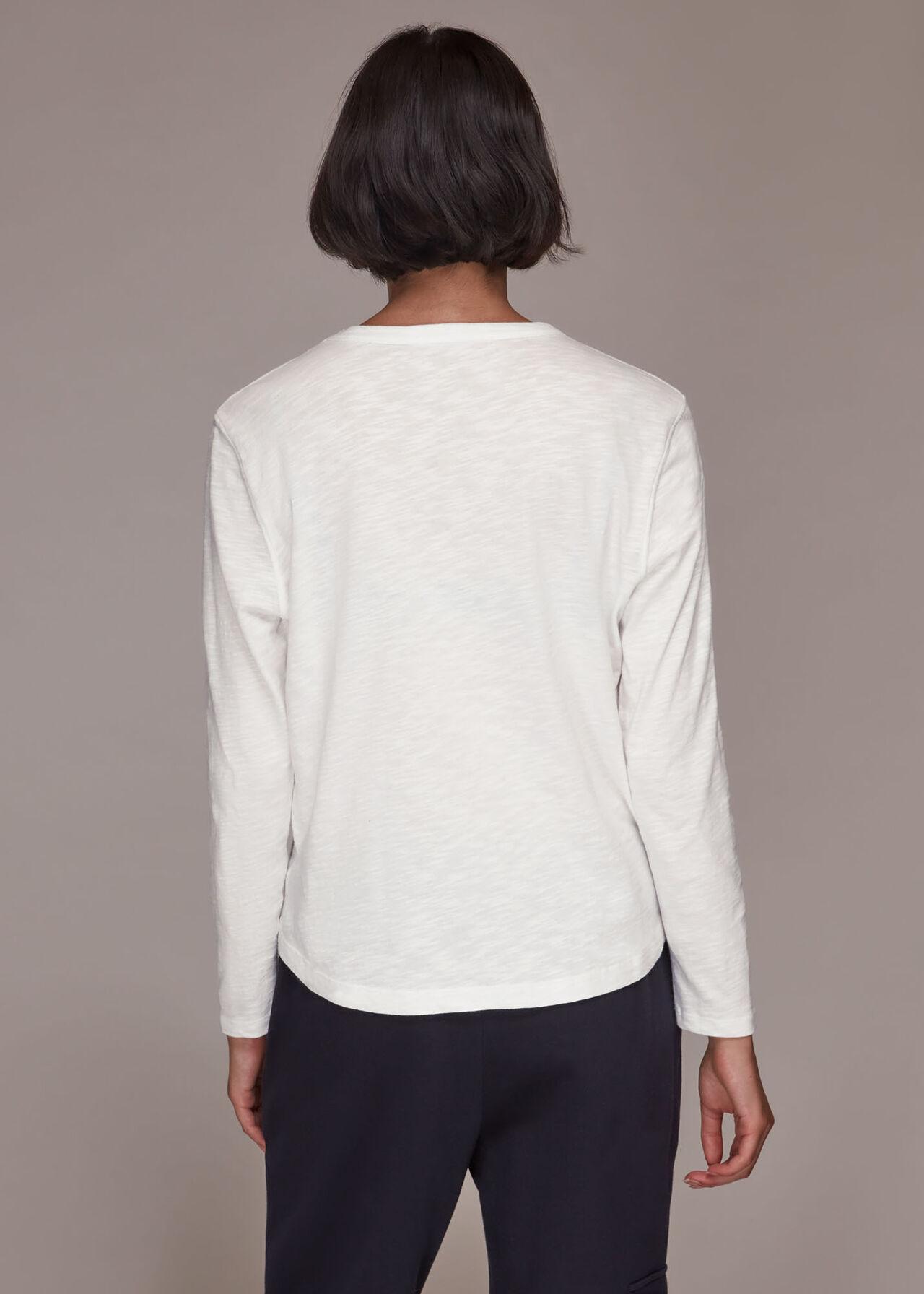 Organic Long Sleeve Emily Top