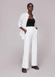 Organic Full Length Trouser