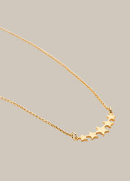 Star Curve Necklace
