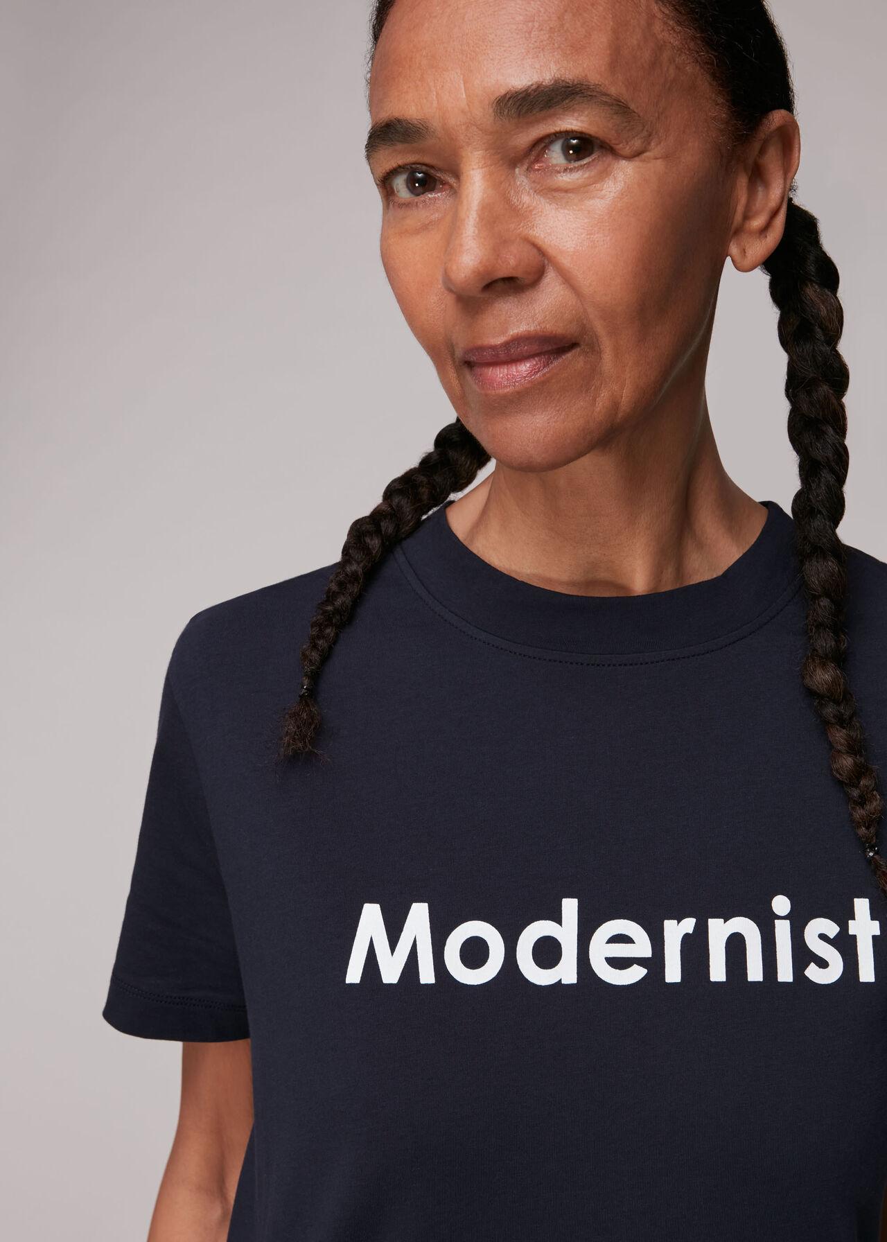 Modernist Logo Tshirt