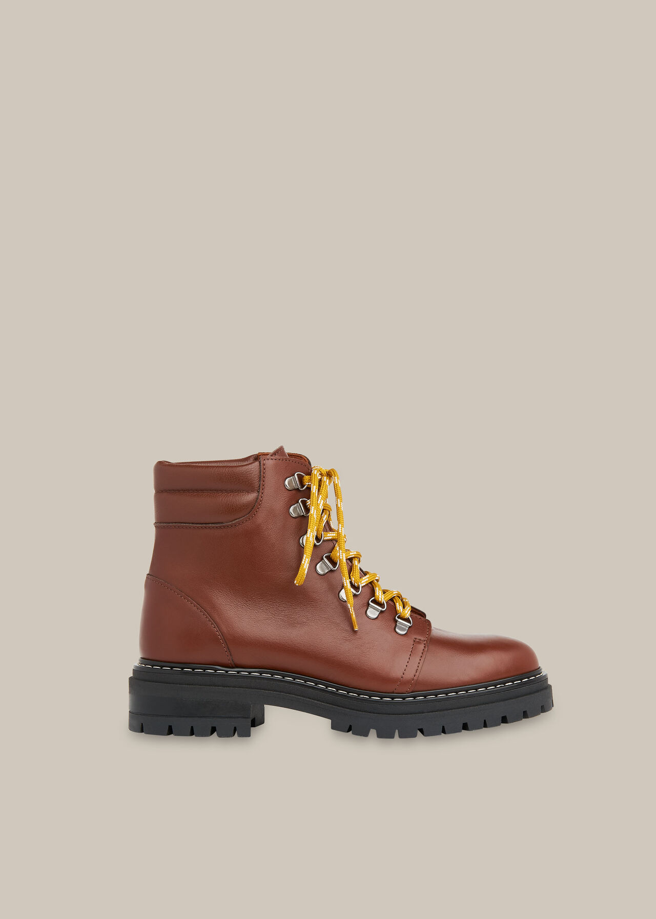 Amber Lace Up Boot