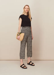 Spotted Animal Trouser Multicolour