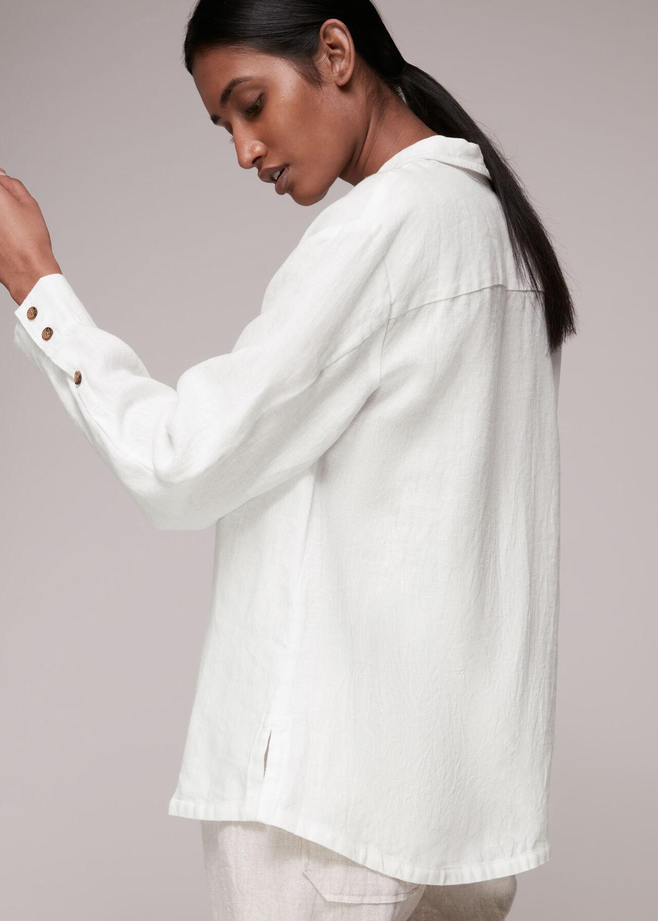 Layla Linen Shirt
