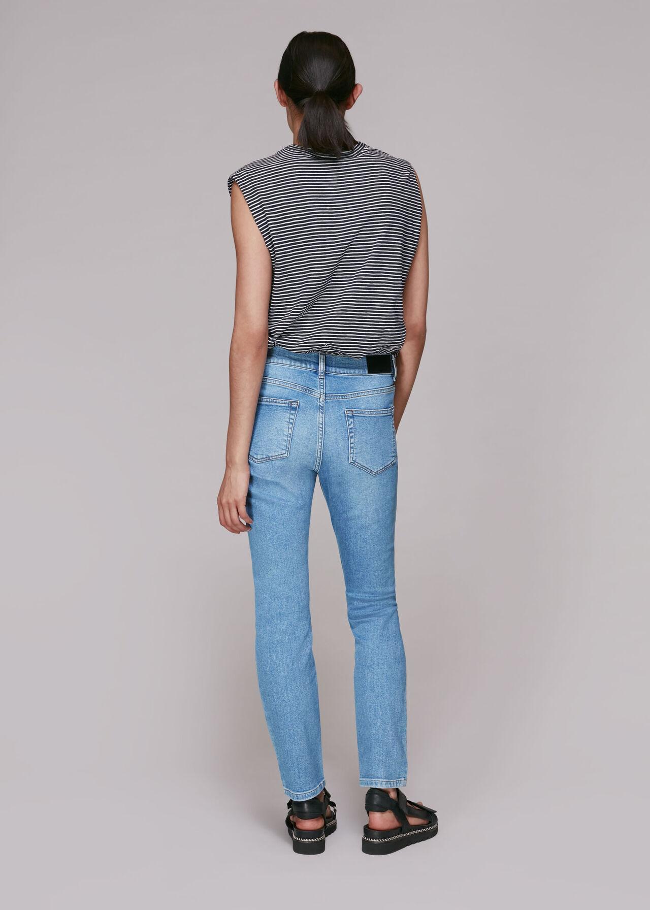 Sculpted Skinny Jean