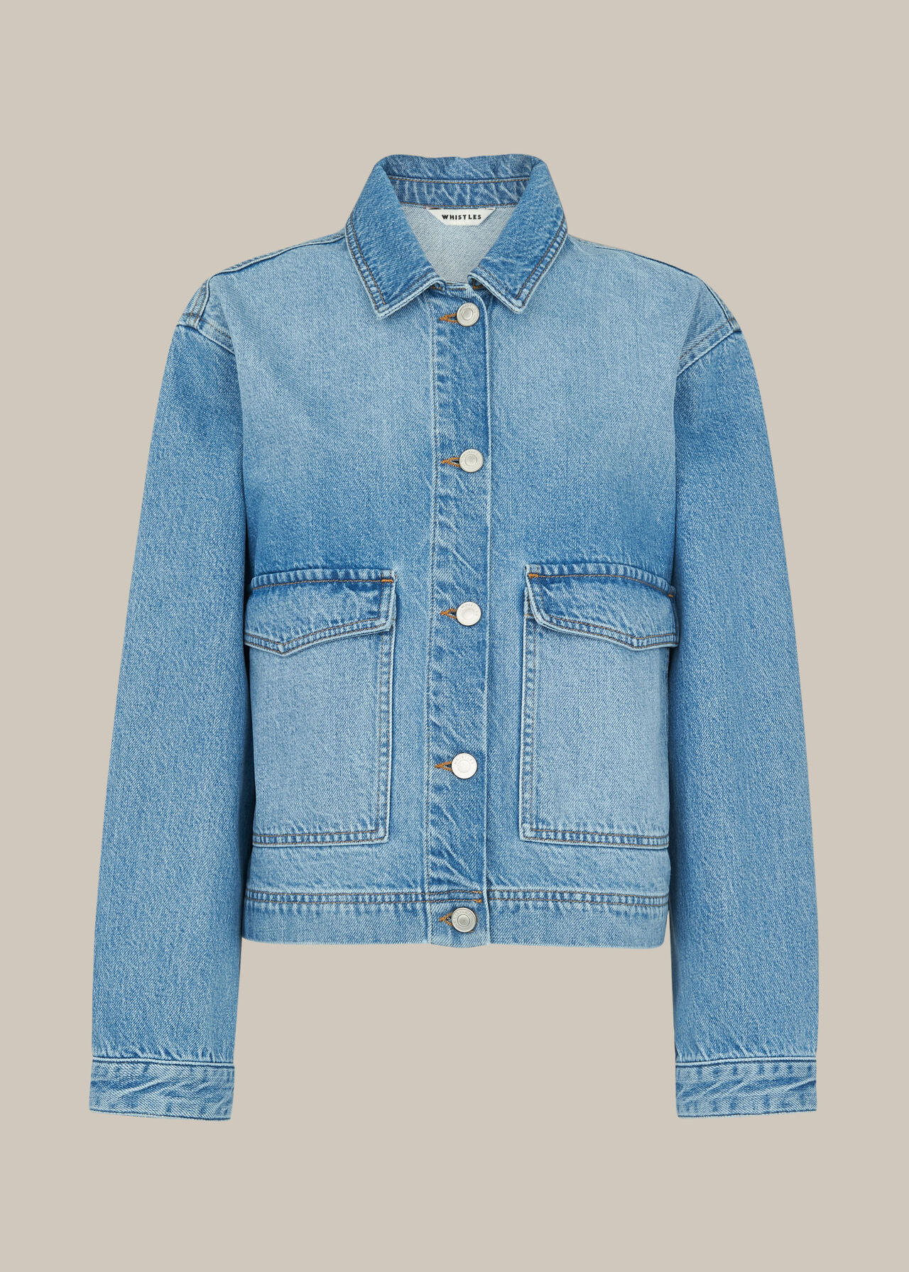 Ultimate Denim Jacket Denim