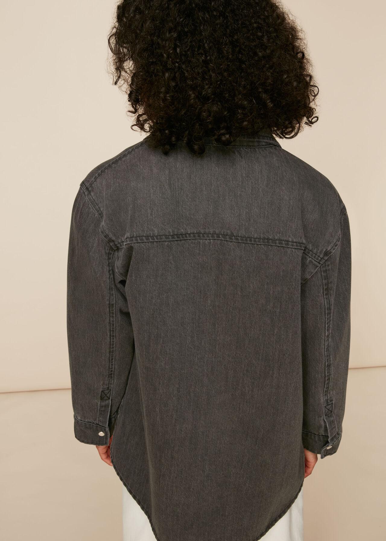 Masie Denim Overshirt