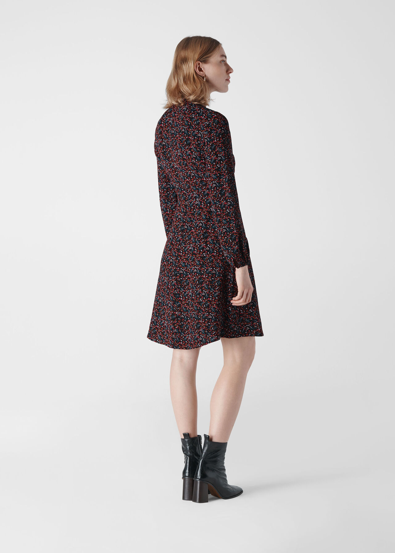 Starflower Dress Multicolour