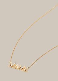 Rachel Jackson Mama Necklace