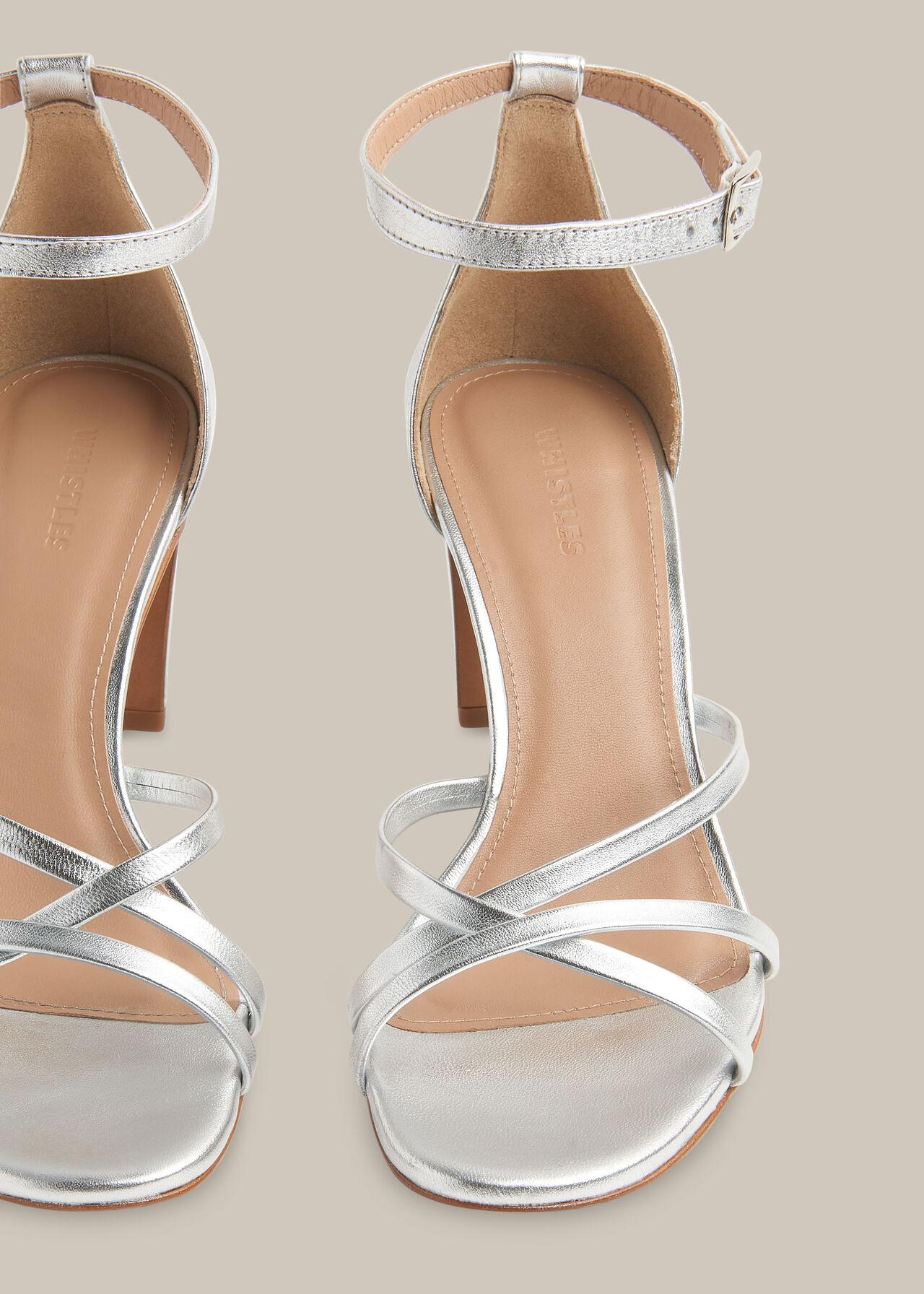 Hallie Strappy High Sandal
