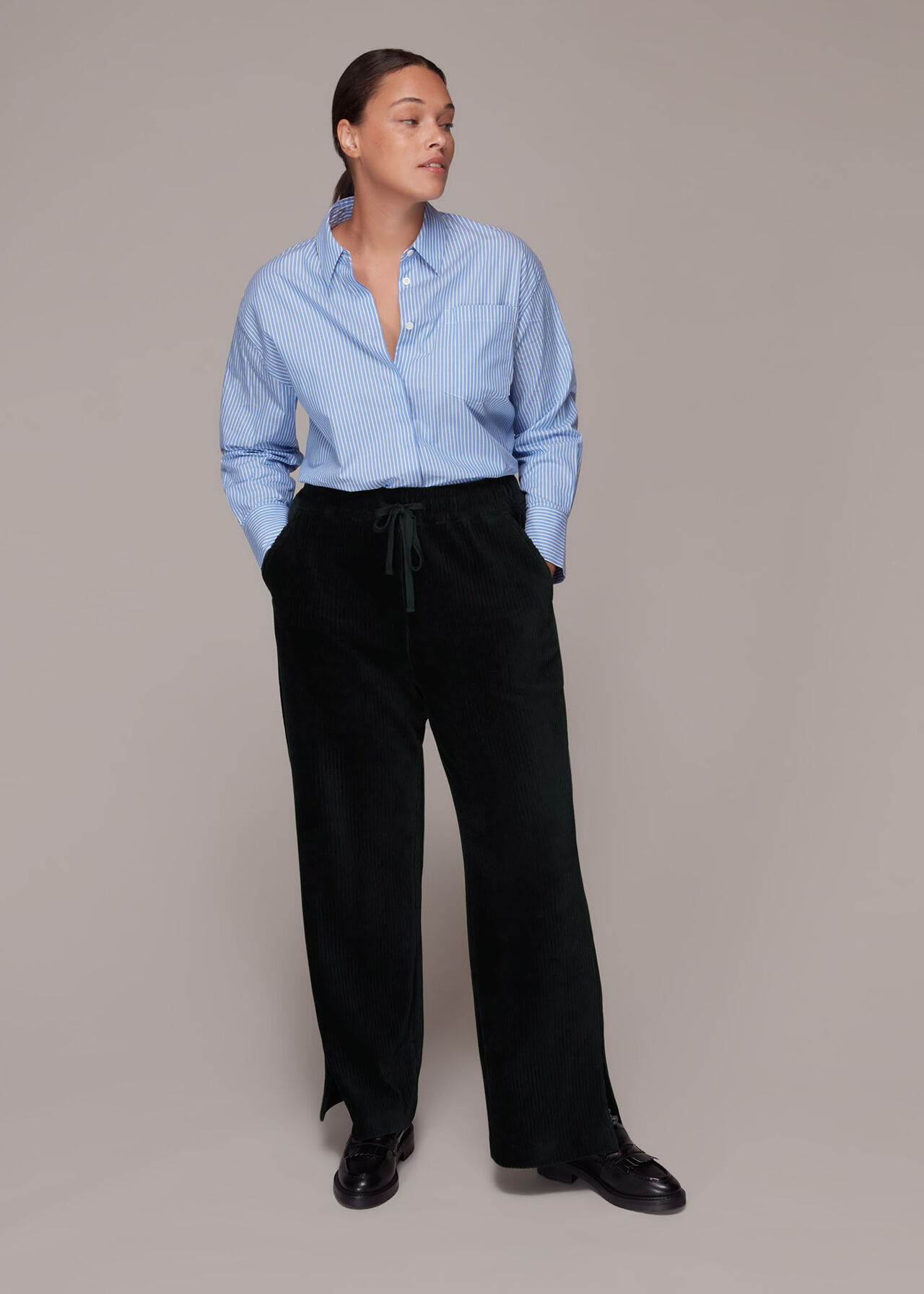 Millie Corduroy Trouser