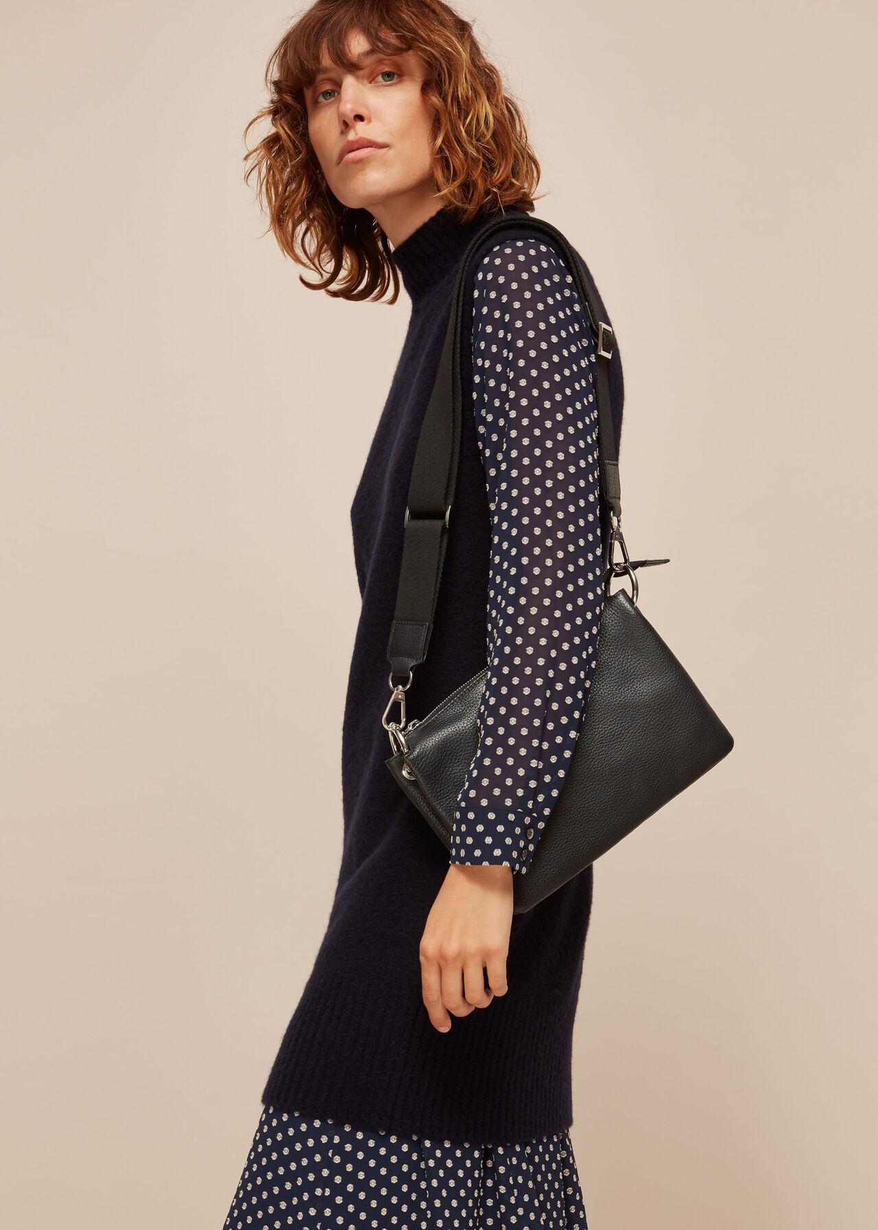 Katie Triple Pouch Bag
