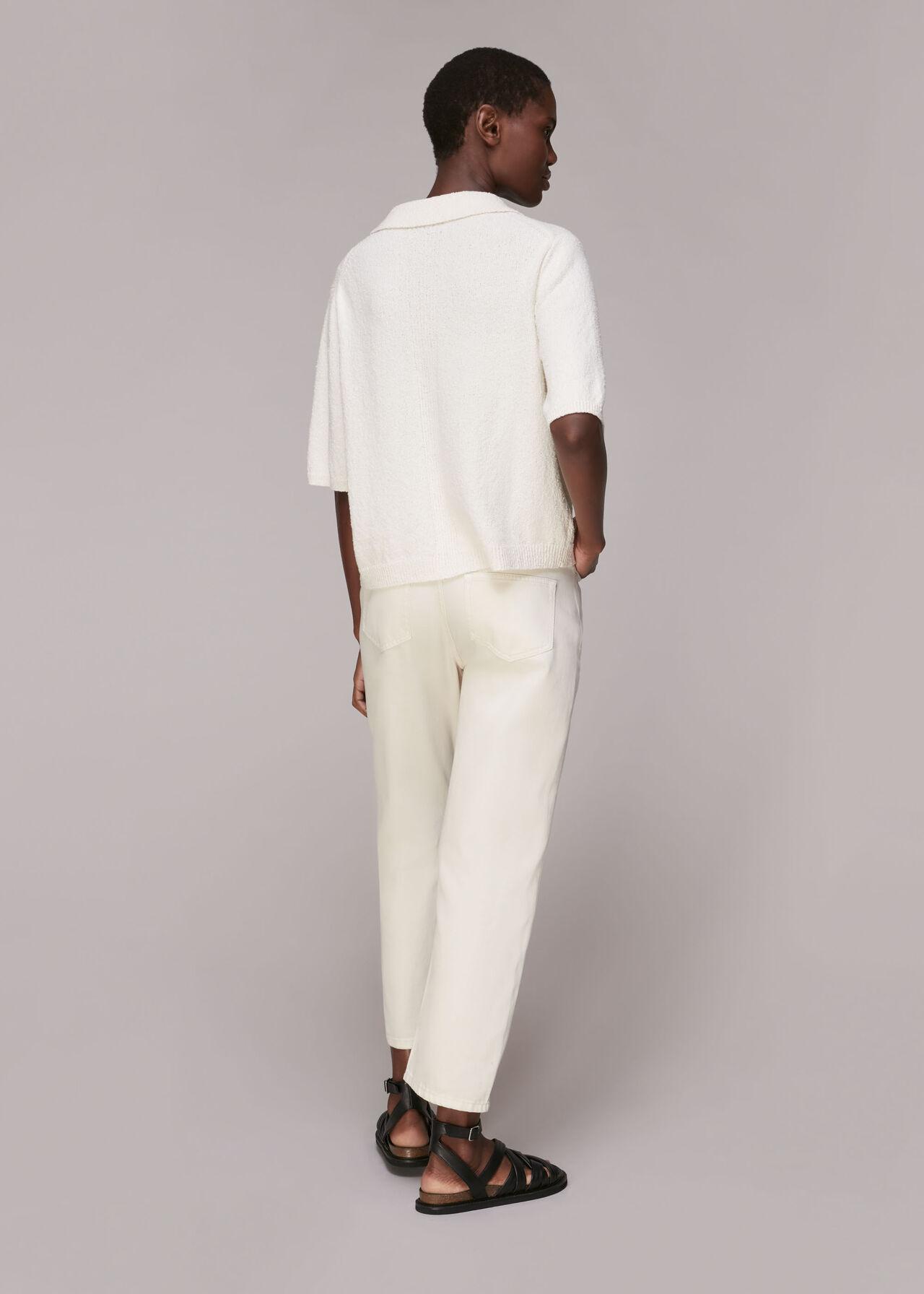 Hollie Button Front Jean