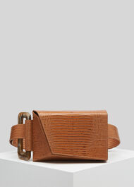 Whistles x Mlouye Belt Bag Tan
