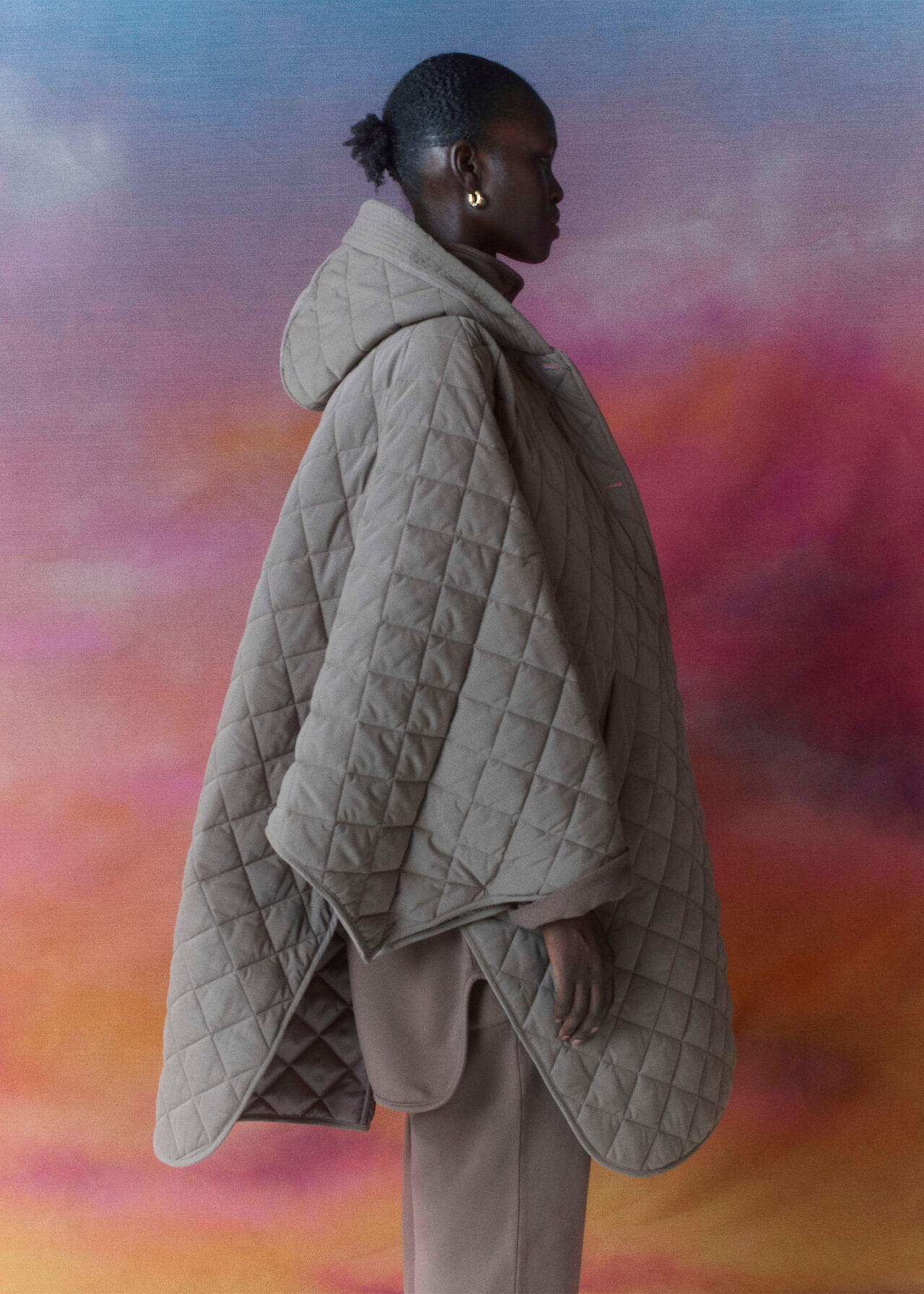 Quilted Cape