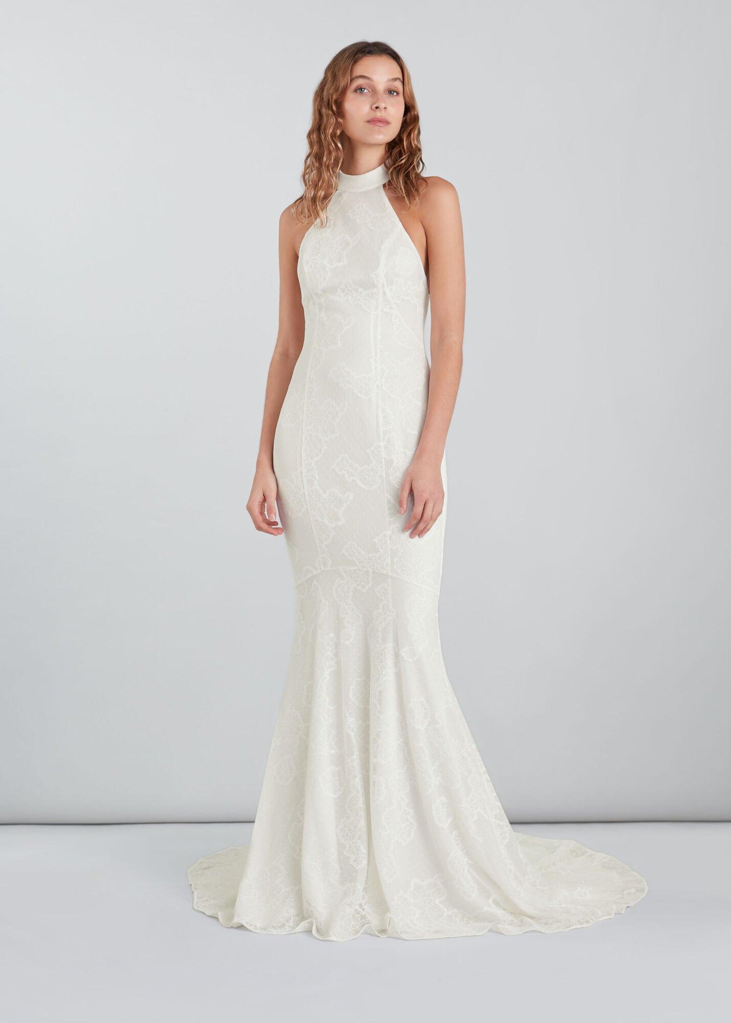 Maria Halter Wedding Dress