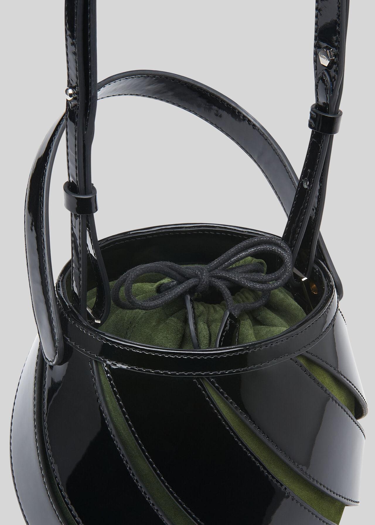 Whistles x Mlouye Helix Bag Black