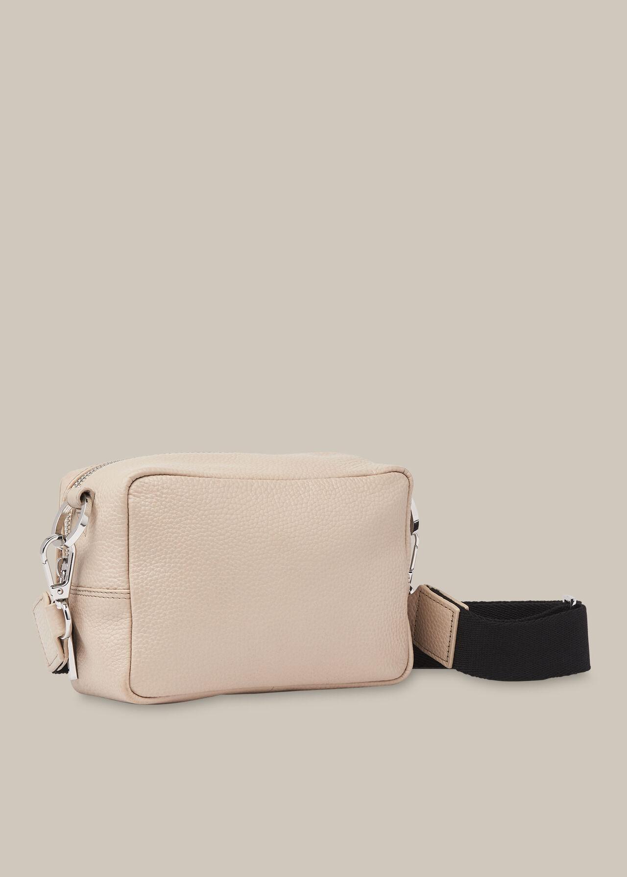 Bibi Crossbody Bag Taupe