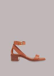 Campbell Mid Block Sandal