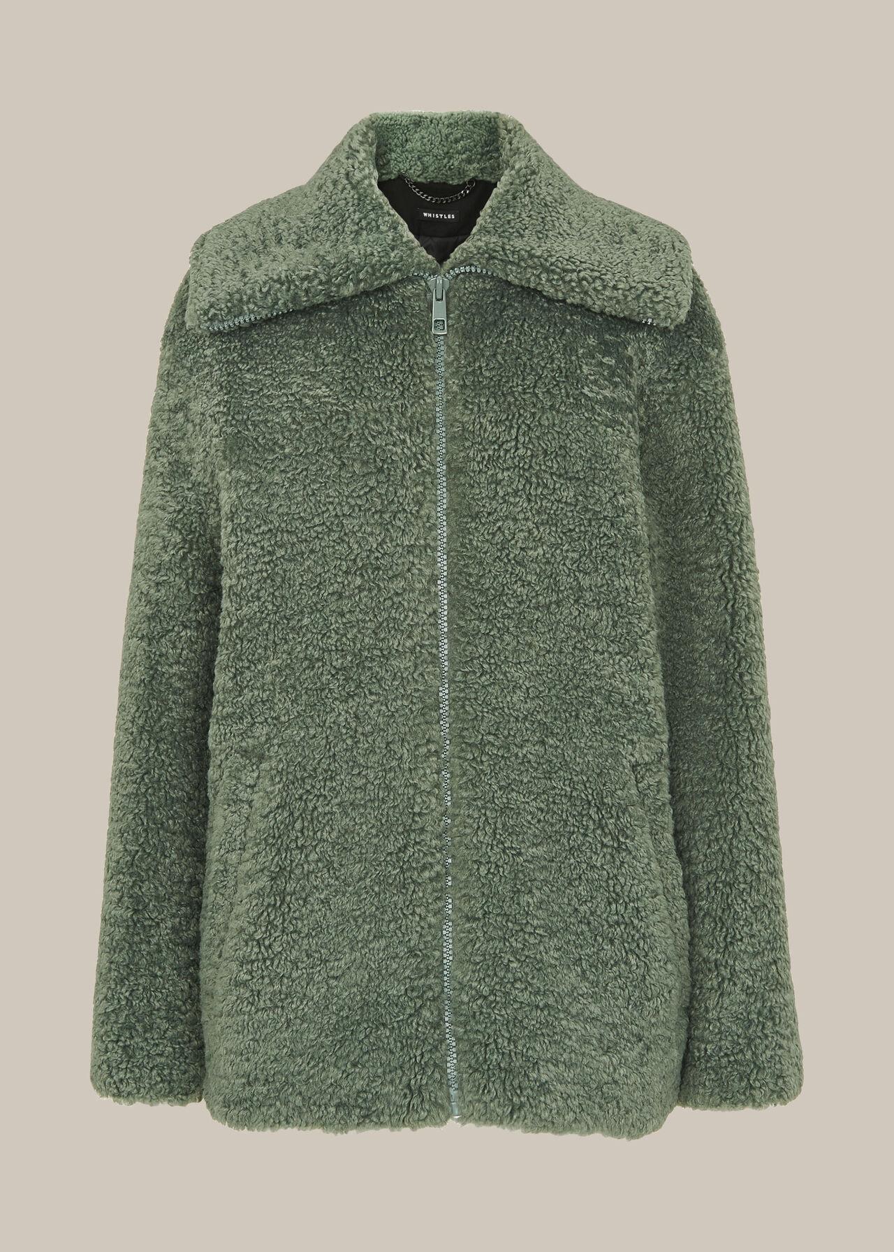 Zip Front Sporty Jacket