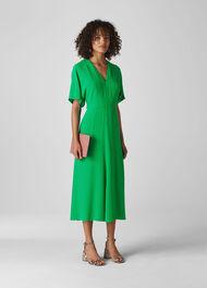Zelena Dress Green