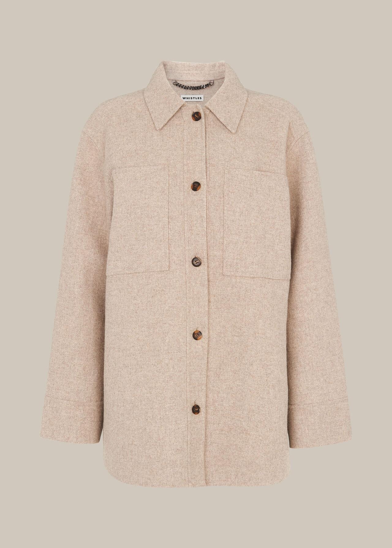 Classic Wool Overshirt