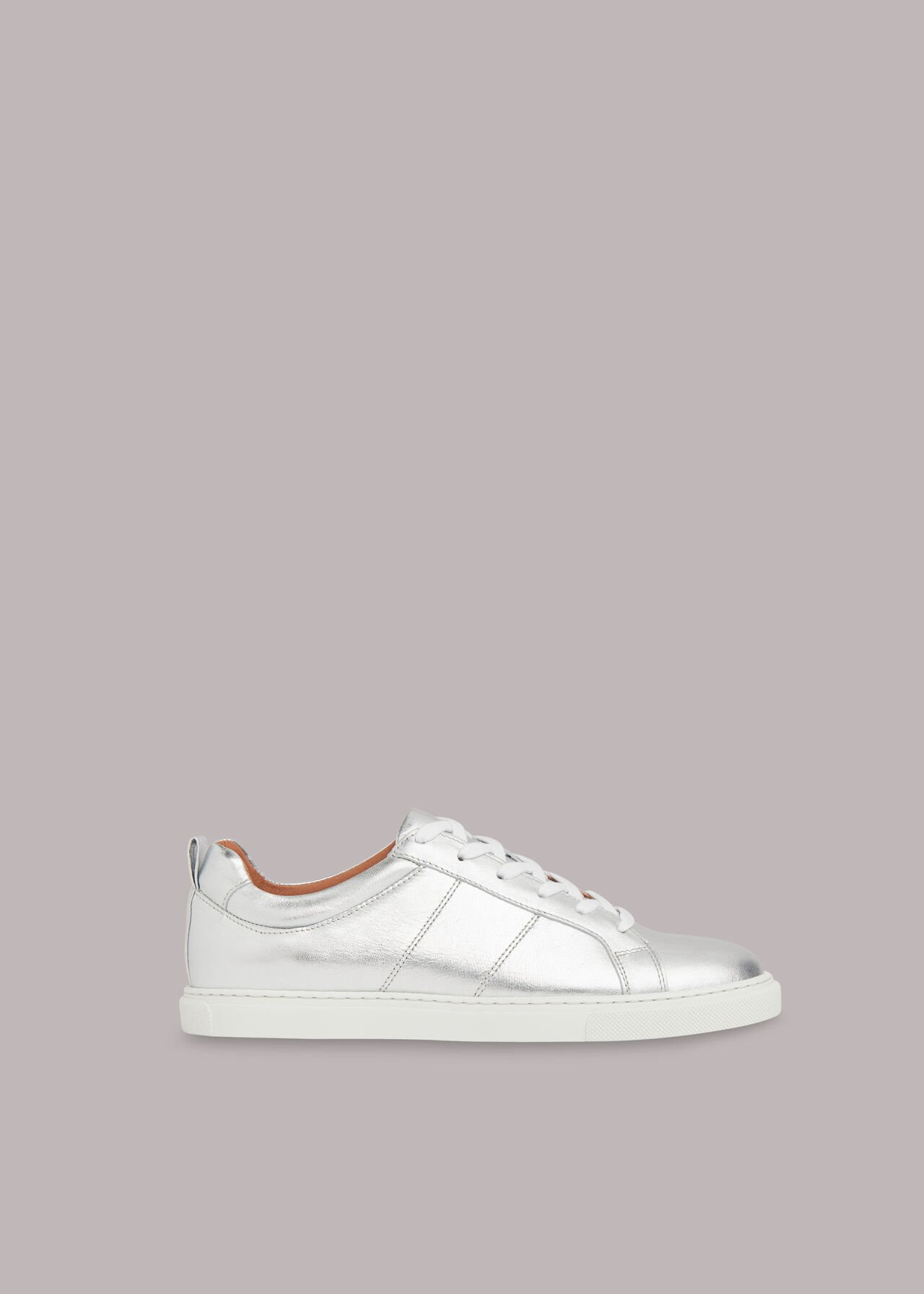 Koki Lace Up Trainer