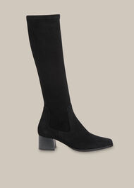 Blaire Stretch Knee High Boot