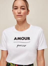 Amour Paris Logo Tshirt