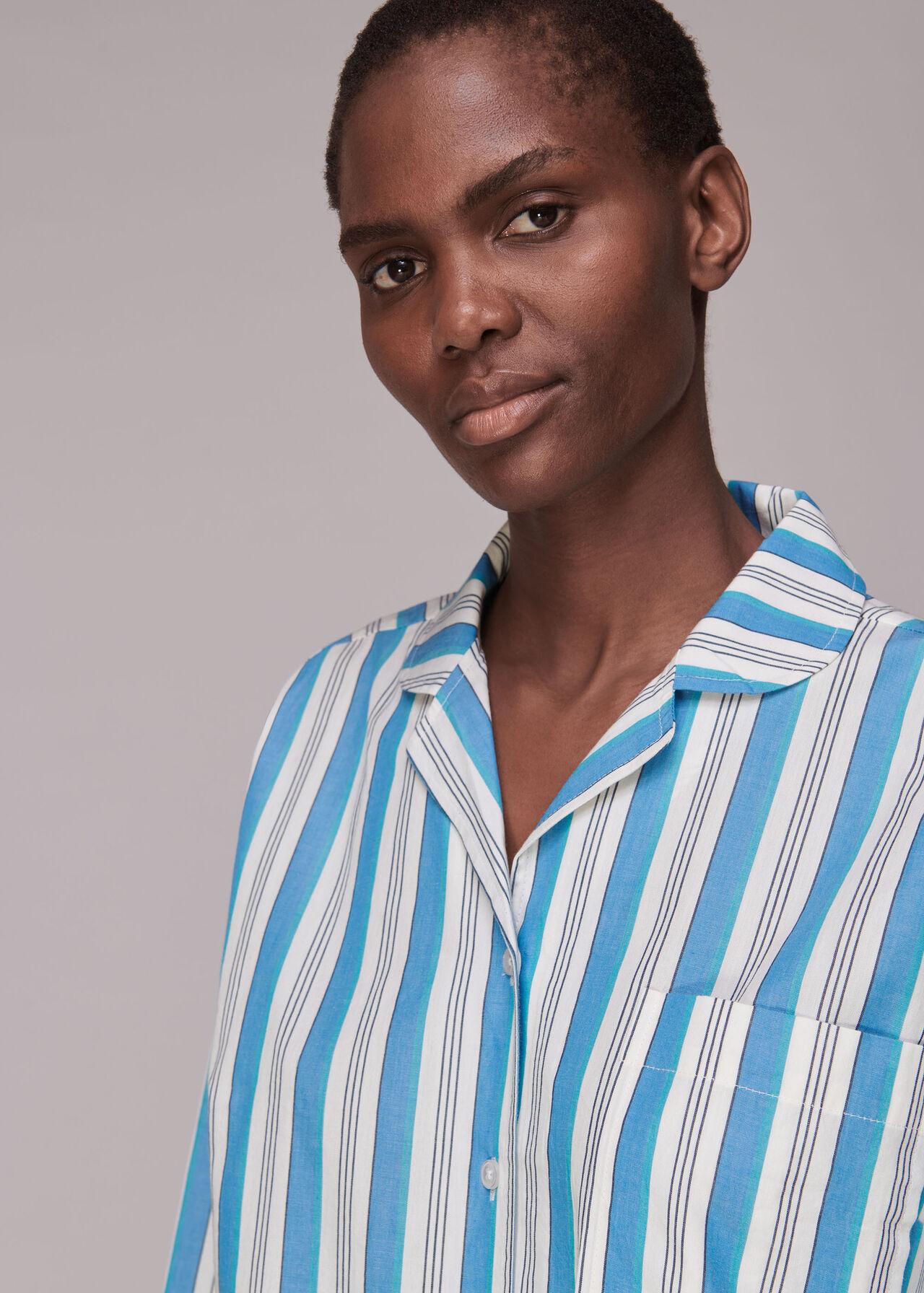 Gracie Stripe Pyjamas