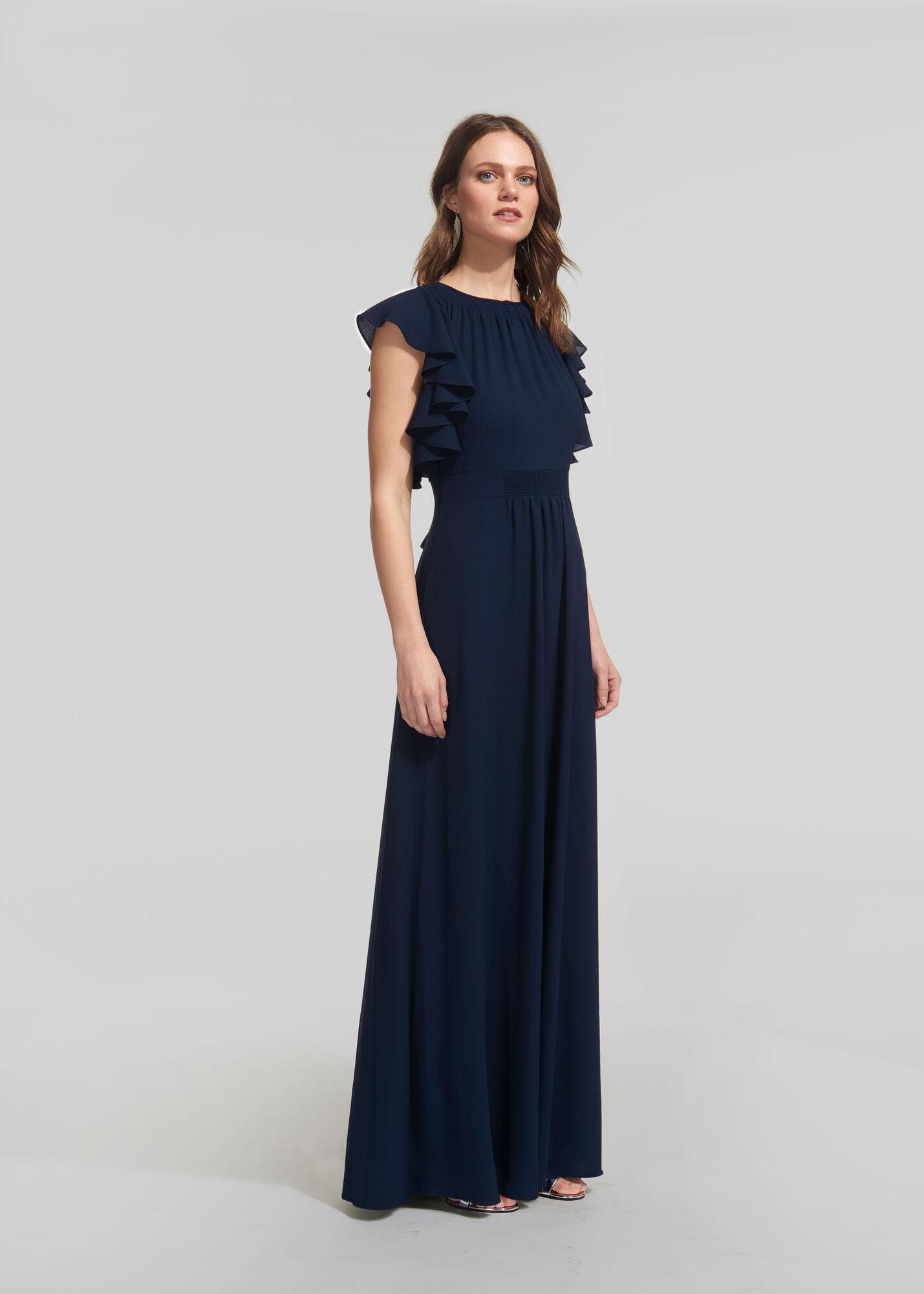 Zyta Frill Maxi Dress