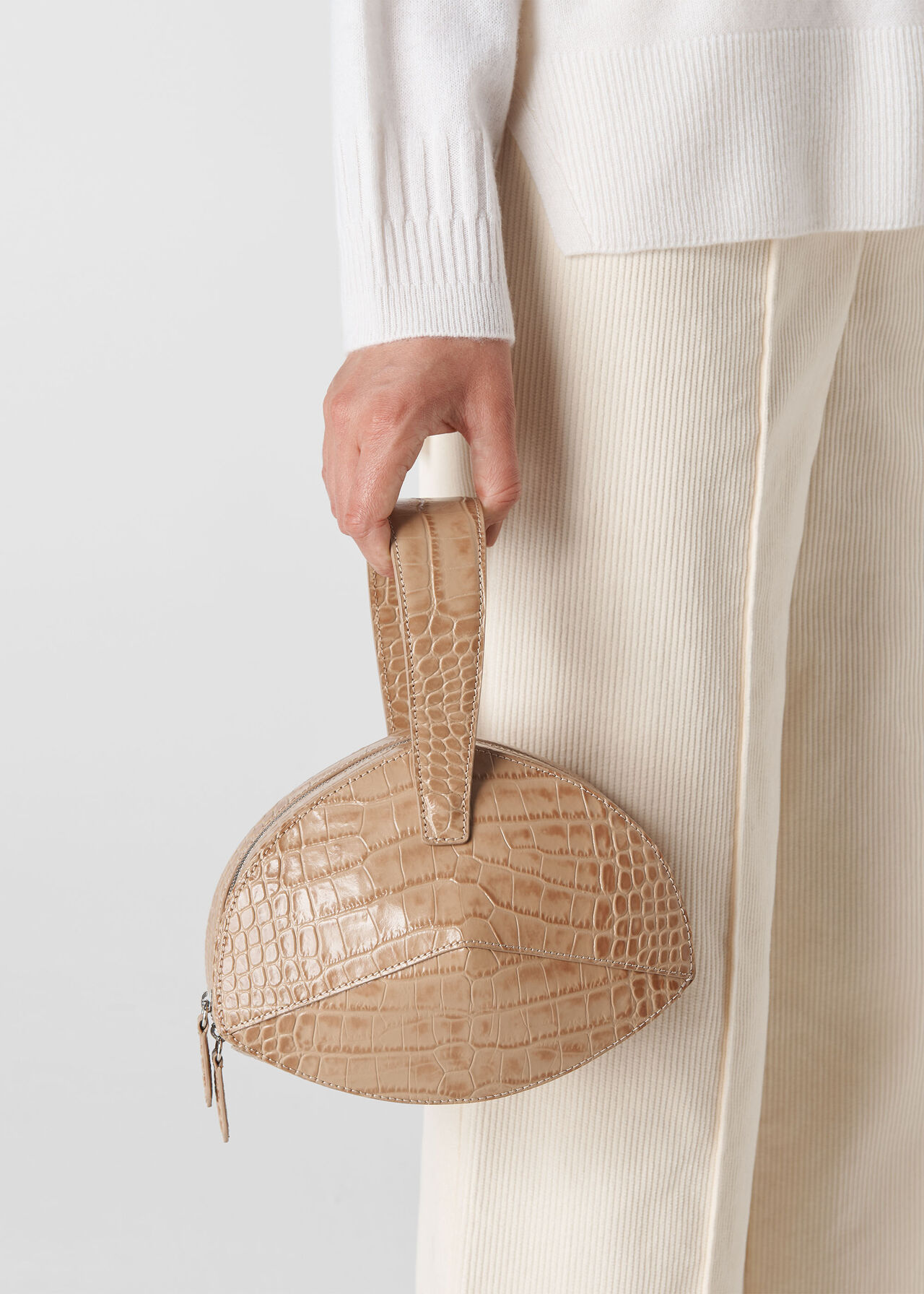 Whistles x Mlouye Bonita Bag Oatmeal