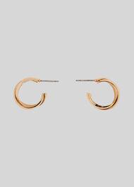 Small Multi Hoop Gold/Multi