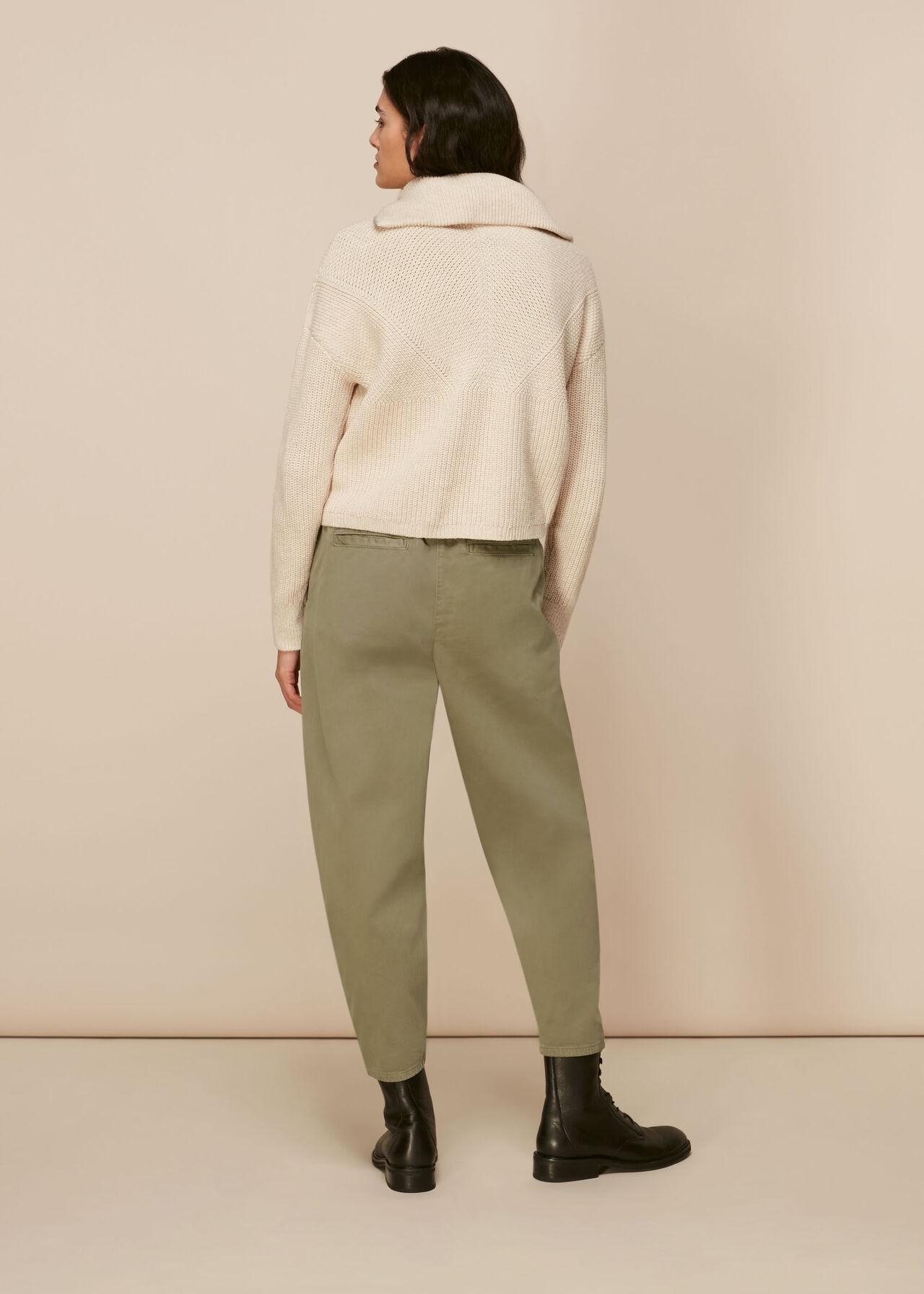 Myla Barrel Trouser