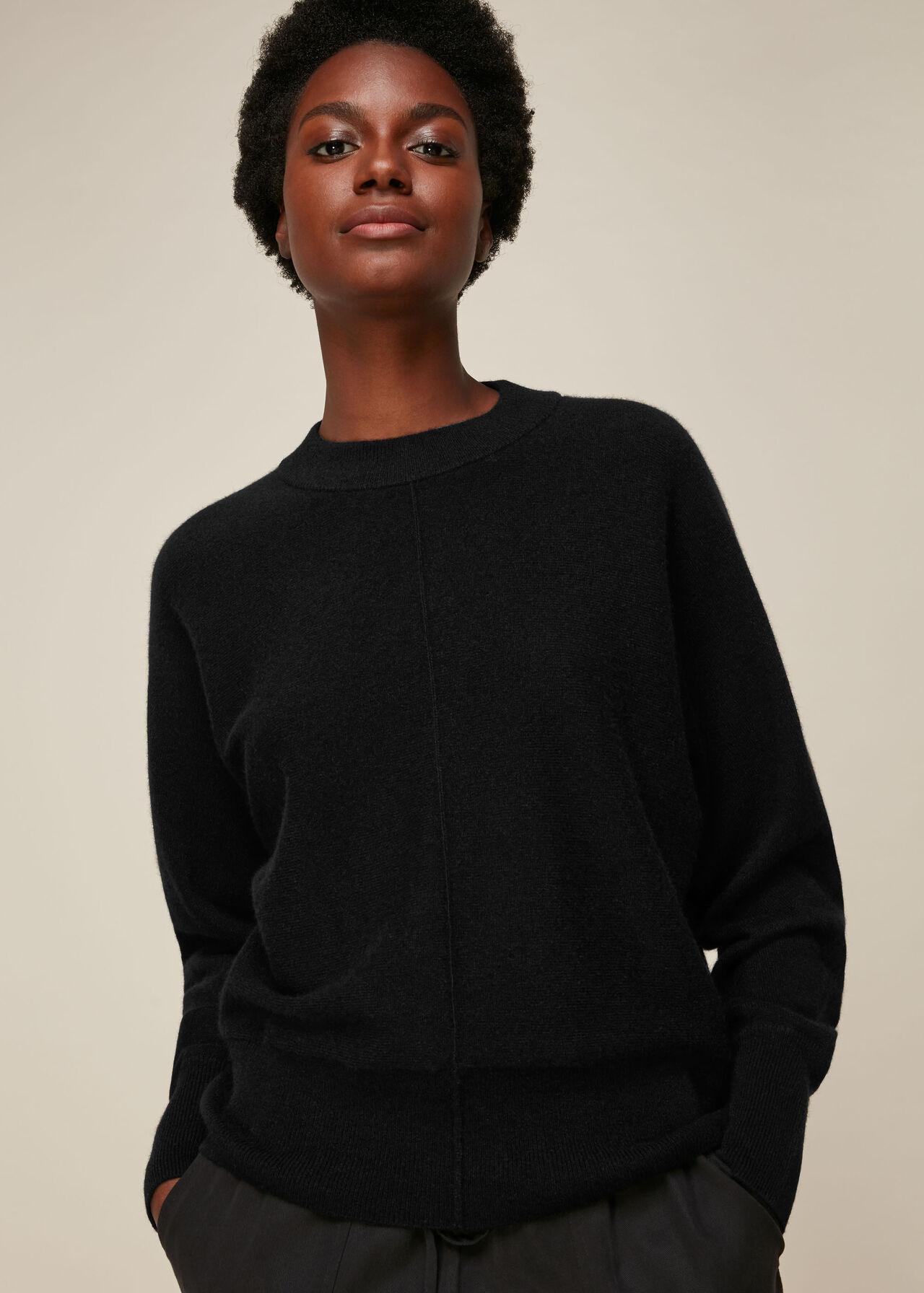 Cashmere Dolman Knit